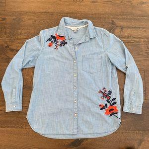 Old Navy Classic Denim Shirt